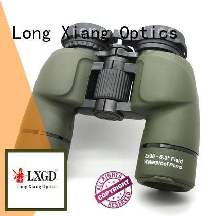 Long Xiang Optics compact waterproof binoculars cover customized daily nitrogen