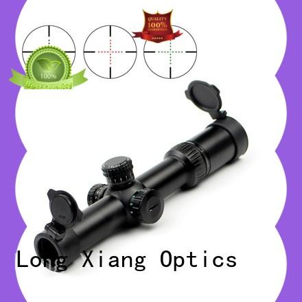 Long Xiang Optics adjustable good hunting scope wholesale for hunting