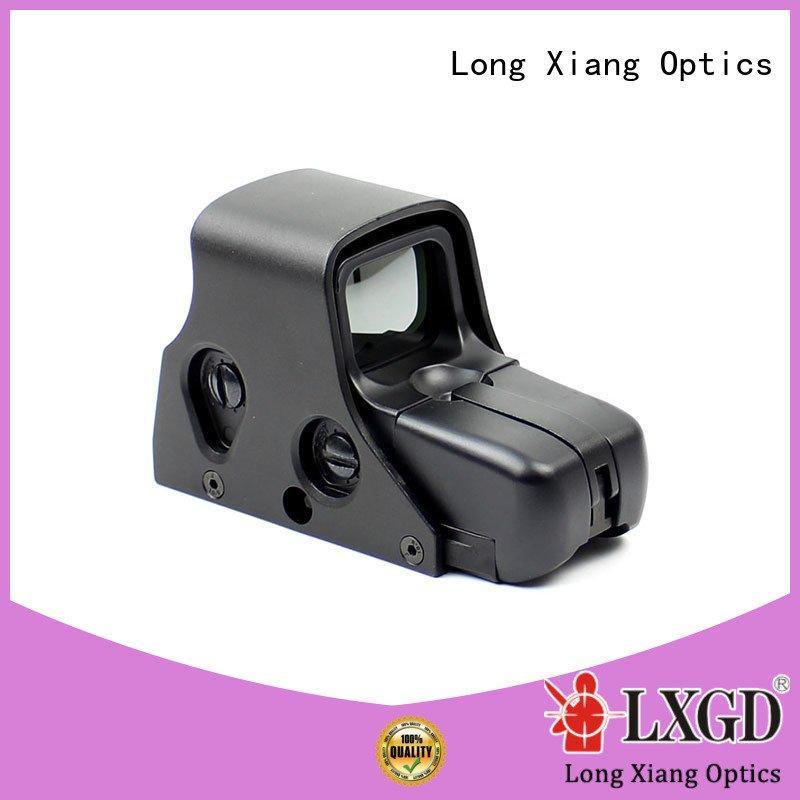 red dot sight reviews nini style tactical battery Long Xiang Optics