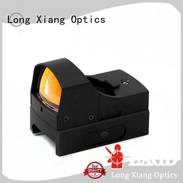 moa micro red red dot sight reviews Long Xiang Optics