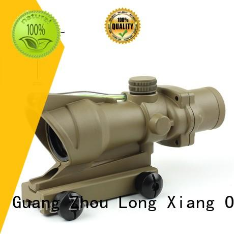 acog filed dot Long Xiang Optics Brand vortex tactical scopes manufacture