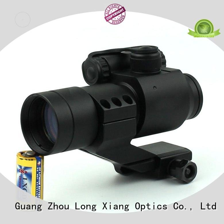 upgraded ar optics red dot lightweight for air rifles Long Xiang Optics