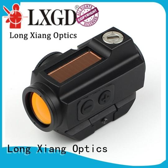 Long Xiang Optics wide view 1 moa red dot sight electro for ar