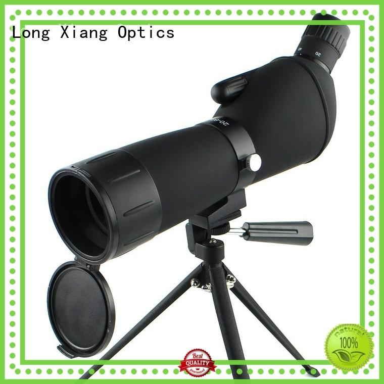 military night vision monocular held powerful telescopes extendable Long Xiang Optics Brand