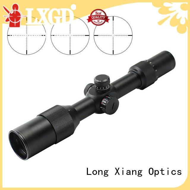 plane focal rifle Long Xiang Optics hunting scopes for sale
