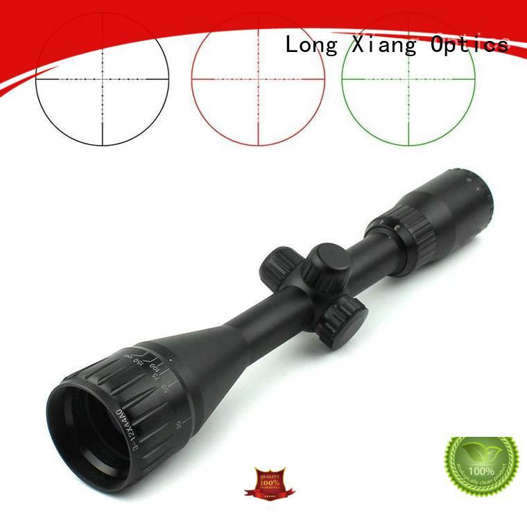 professional burris long range scopes manufacturer for long diatance shooting