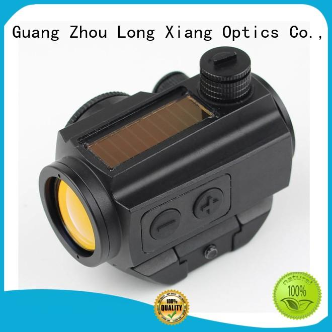 best red dot scope upgraded for pistols Long Xiang Optics