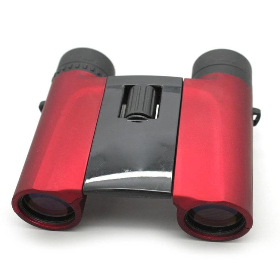 monocular telescope for low vision Fully Optical Brand High Powered Binoculars 10x25 Red Color MZ10x25 information