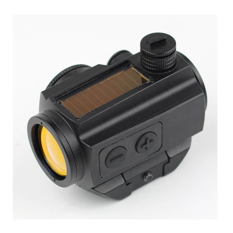 Big Red Dot Sight Solar Power w/ 21mm mount SHD-002
