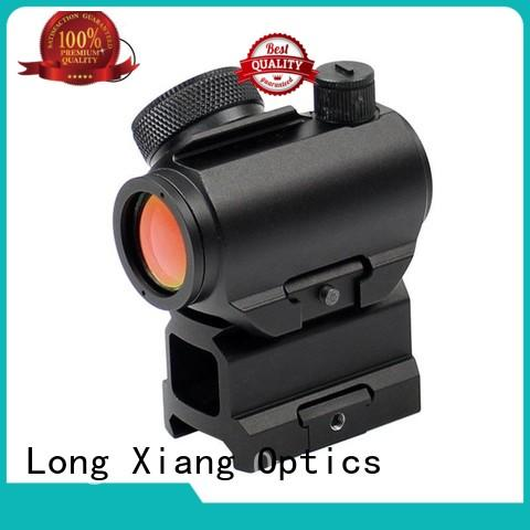 compact m4 red dot sight waterproof for ipsc Long Xiang Optics