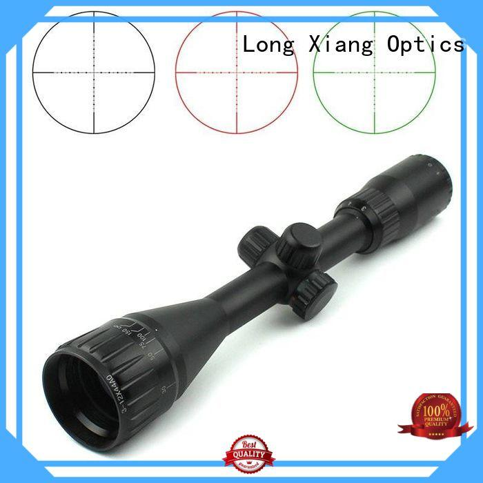 waterproof good hunting scope manufacturer for long diatance shooting