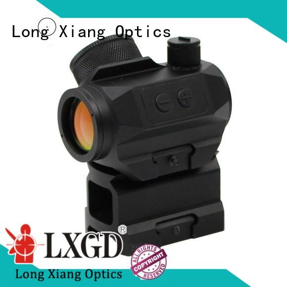 Long Xiang Optics shockproof open red dot sight electro for ar15