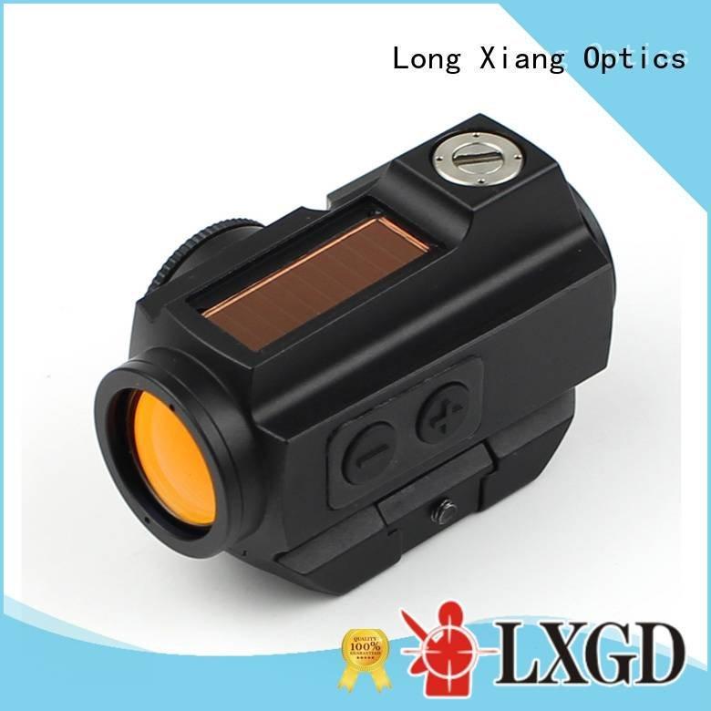 view tactical acog trijicon Long Xiang Optics red dot sight reviews