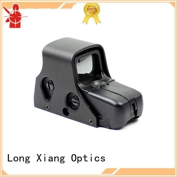 red dot sight reviews 1x22 magnifier 552 553 Long Xiang Optics