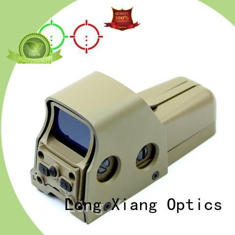 Long Xiang Optics rainproof reflex dot sights series for rifles