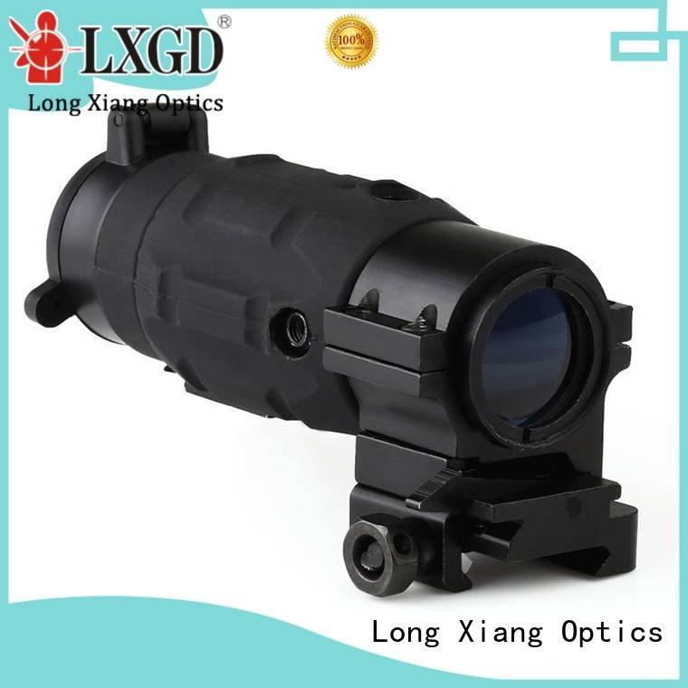 Long Xiang Optics Brand filed triangle power tactical scopes scope