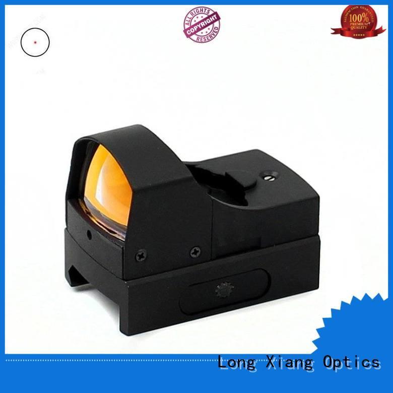 Long Xiang Optics rainproof 2 moa reflex sight series for rifles