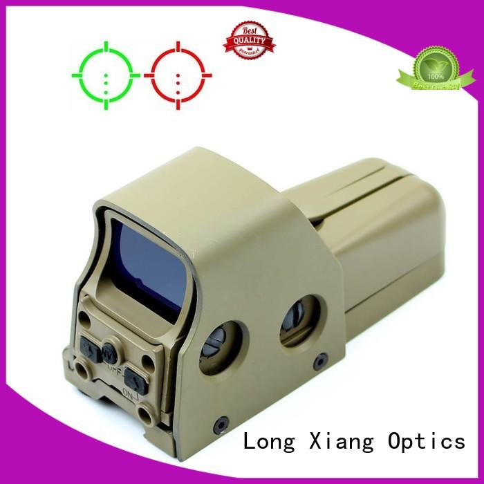 Long Xiang Optics mini 1 moa reflex sight manufacturer for rifles