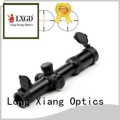Long Xiang Optics red ar hunting scope focus range