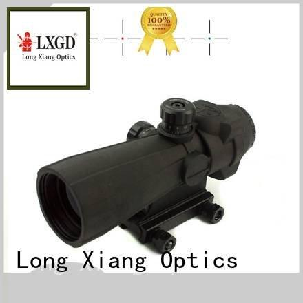 Long Xiang Optics Brand filed drop tactical scopes hunting optics