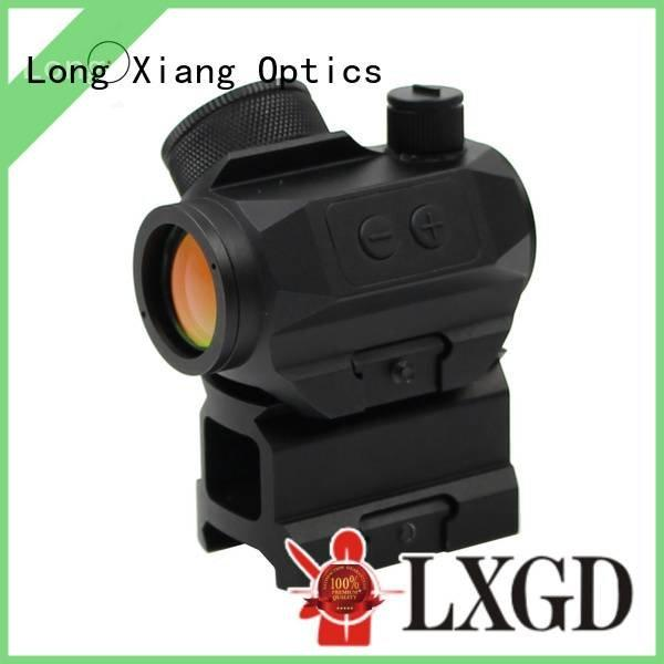 acog ipx3 combo Long Xiang Optics red dot sight reviews