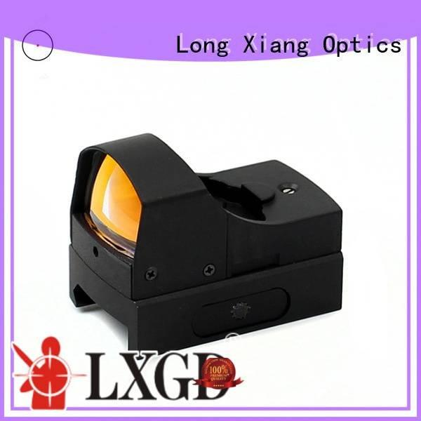auto waterproof Long Xiang Optics red dot sight reviews