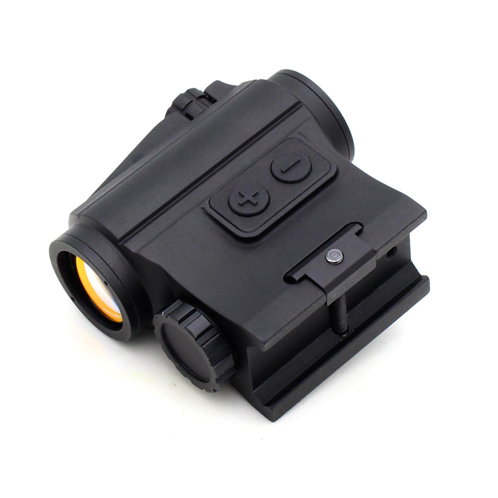 HD-51 Newest red dot sight with Battery button red dot with mount.