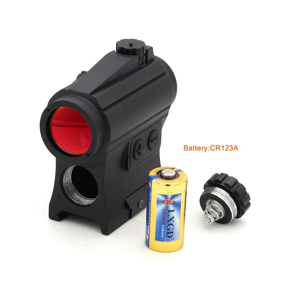 Long Xiang Optics-Custom 1 Moa Red Dot Sight Manufacturer, Red Dot Crossbow Scope | Long-3