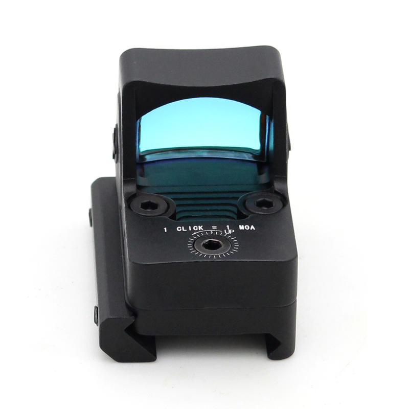 KF5A Red dot sight with 600g shock resistant red dot scope with CNC machining Oxdizing.