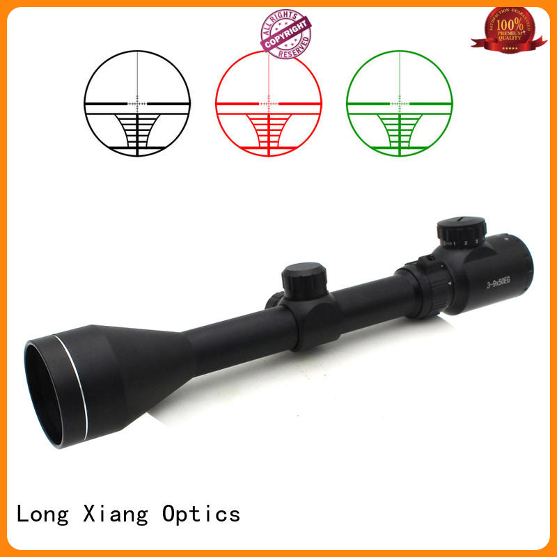 adjustable good hunting scope long range wholesale for airsoft