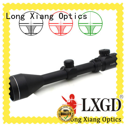 Long Xiang Optics adjustable long range shooting scopes series for hunting