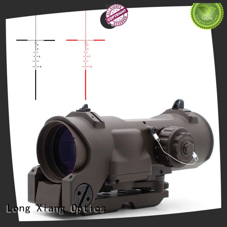 spitfire prism scope primary for army training Long Xiang Optics