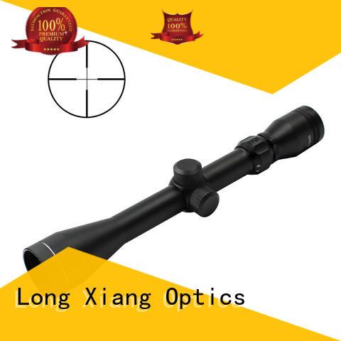 waterproof ar hunting scope long eye relif manufacturer for long diatance shooting