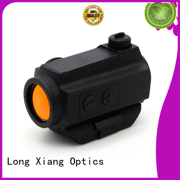 foldable red dot scope mount electro for ar Long Xiang Optics
