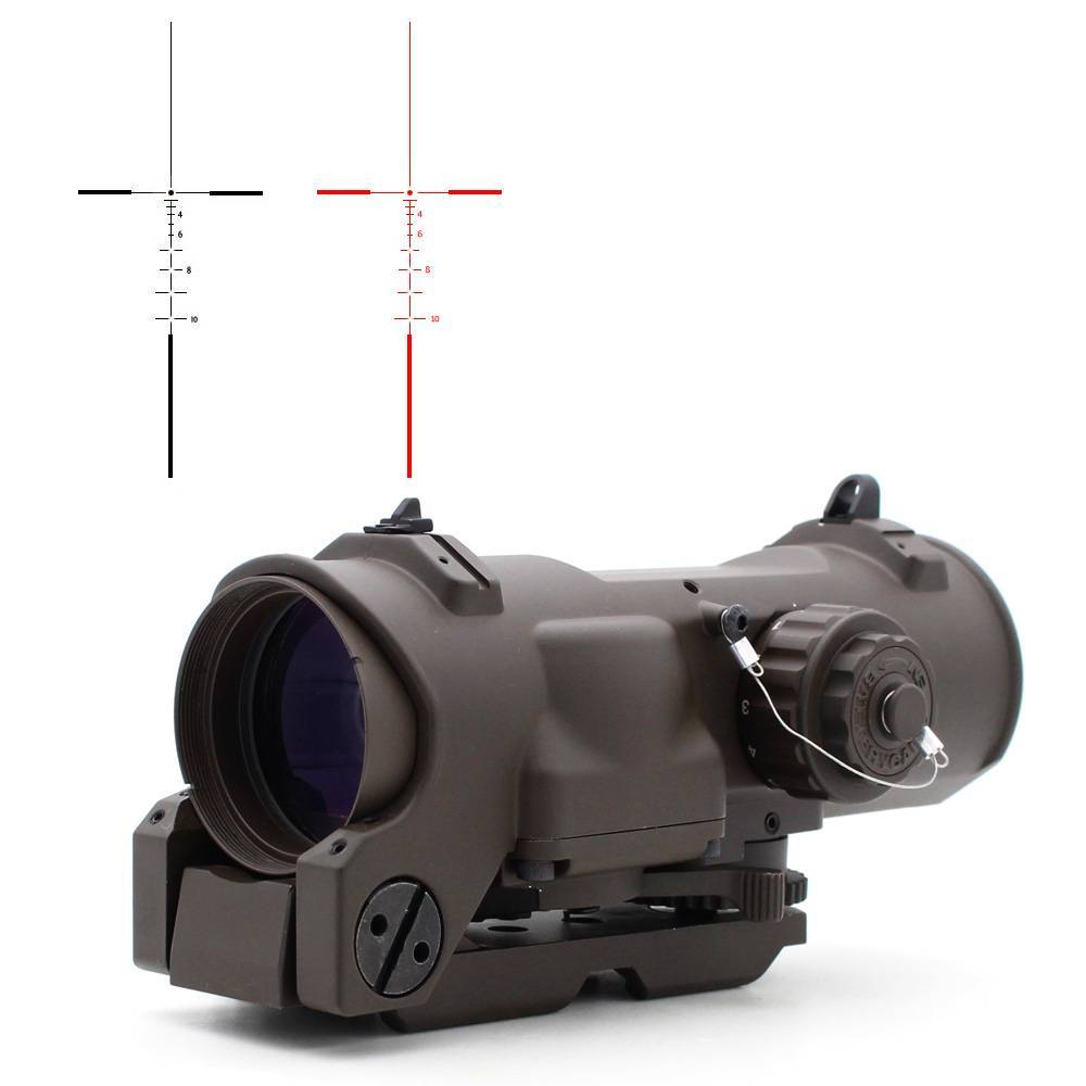 Hunting Accessories Elcan scope tactical optics 1-4X32 scope sight
