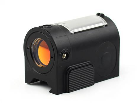 Solar Power Red Dot SHD-001