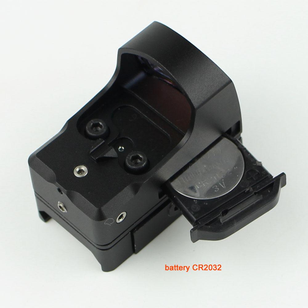 Long Xiang Optics-Mini Reflexreddotsight Holographic Withtop Quality | Long Xiang-2