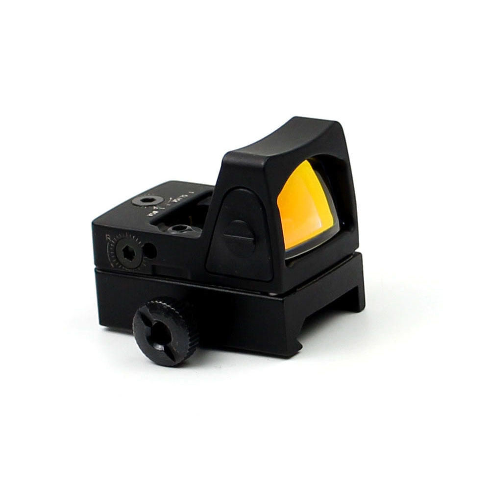 Upgraded RMR Red Dot Reflex Sight 800g Shockproof 2-3 MOA Red Dot Scope For Pistols KF01