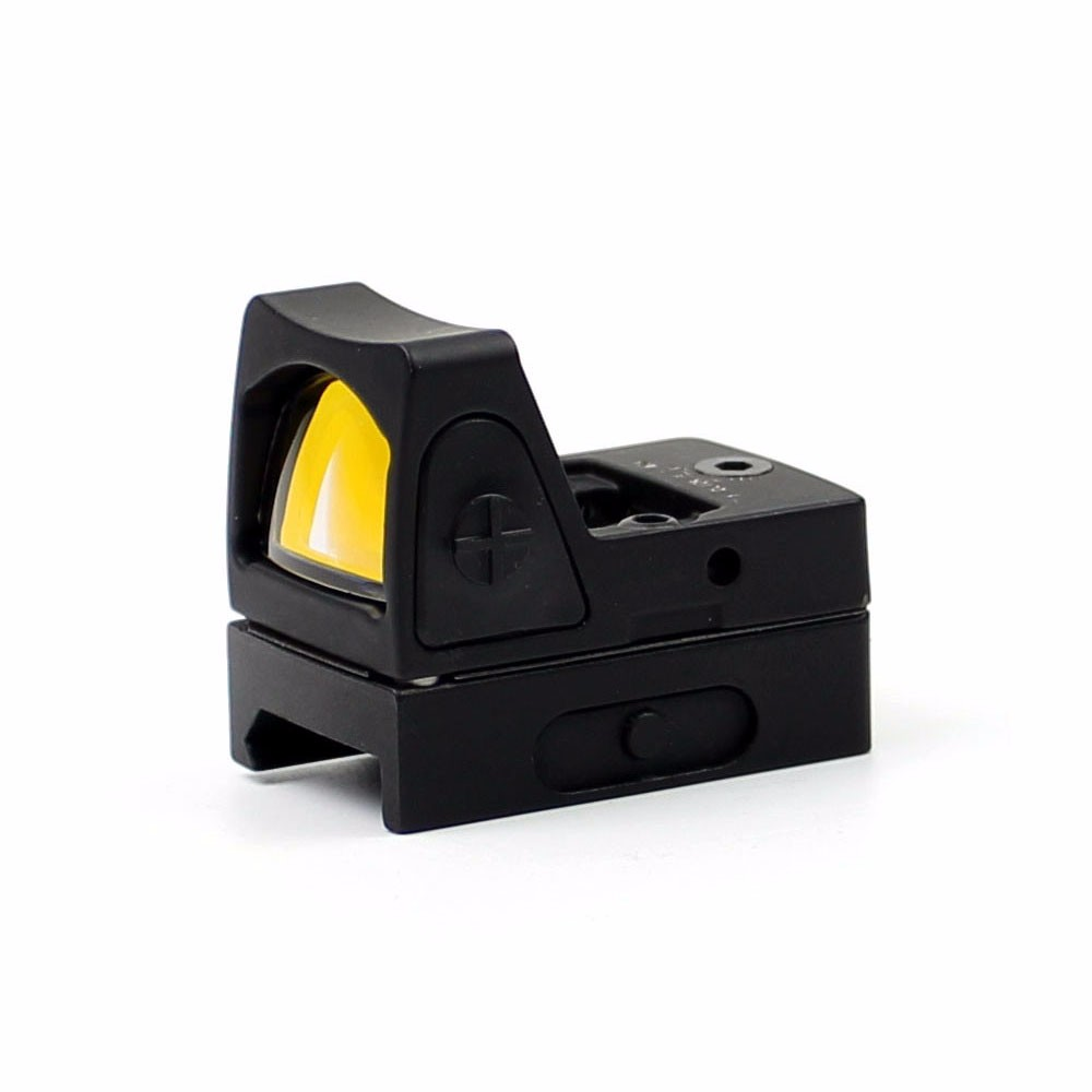 Long Xiang Optics-RMR Red Dot Reflex Sight 800g Shockproof 2-3 MOA Red Dot Scope