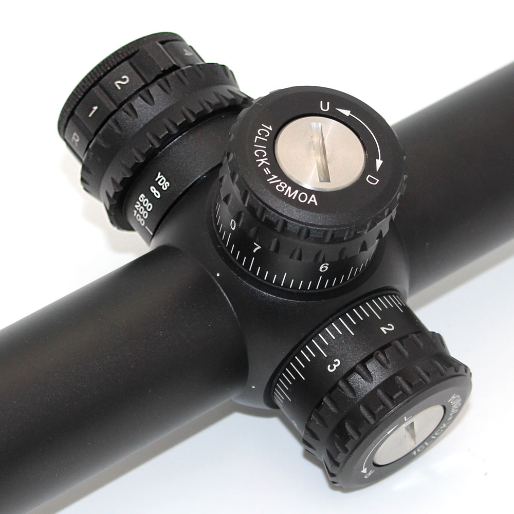 Long Xiang Optics-Illumination Hunting Scope 18moa Tactical 1000g Shockproof Military-5