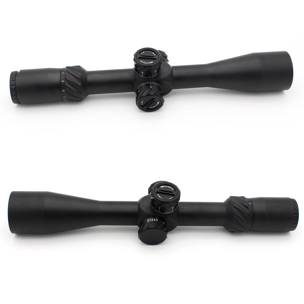 Long Xiang Optics-Zoom Hunting Optics Riflescope 4x Military Surplus Rifle Scopes-6