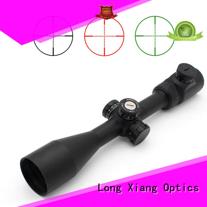 professional best long range scope aluminum 6063 manufacturer for airsoft