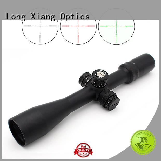 professional long scope long eye relif factory for long diatance shooting