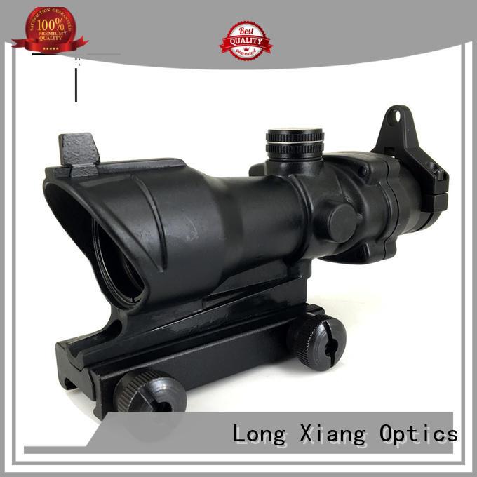 dot illuminated scopes Long Xiang Optics Brand tactical scopes supplier
