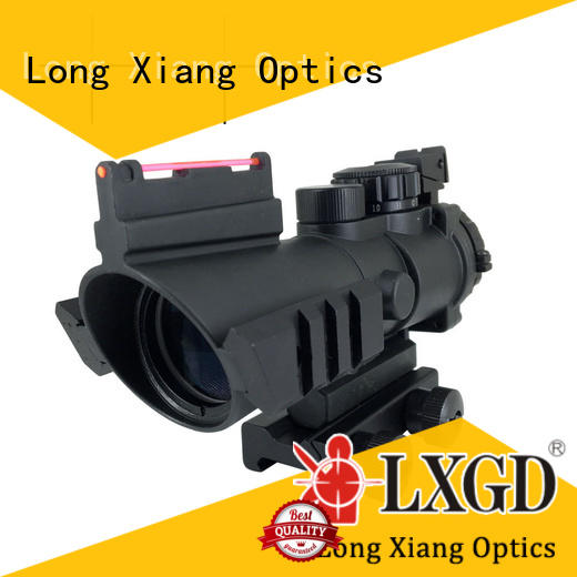 rail tactical scopes filed Long Xiang Optics company