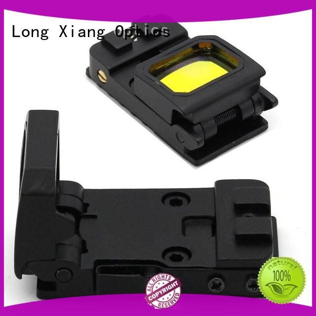Long Xiang Optics auto foldable reflex sight wholesale for rifles