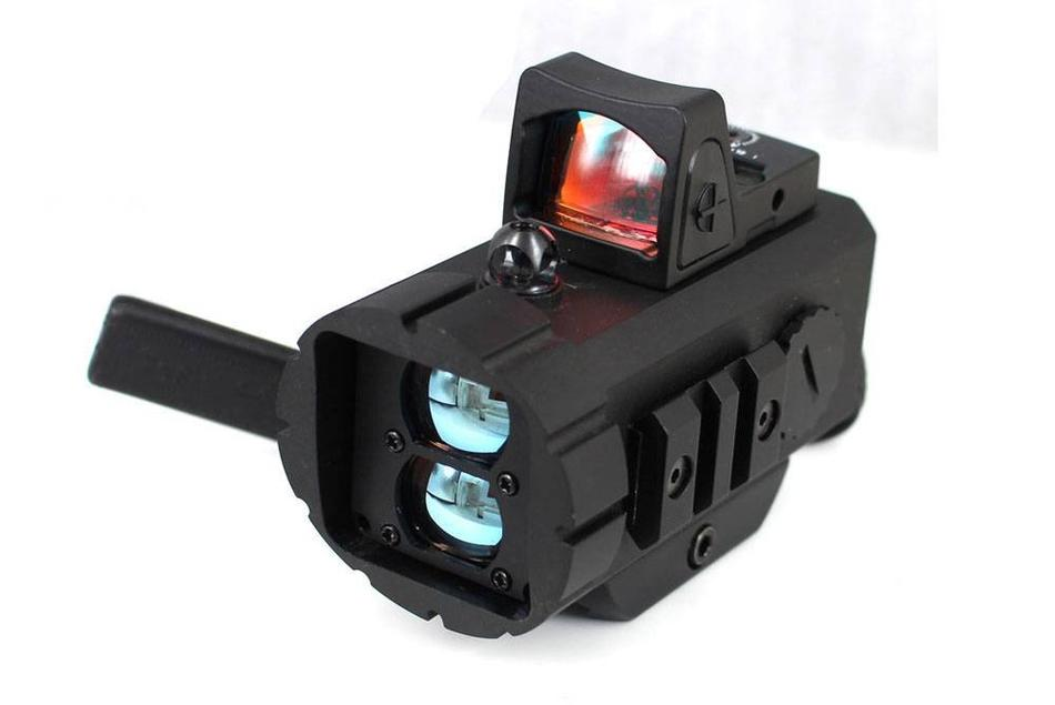 LXGD Lauch New Rangefinder Hunting Red Dot Scope