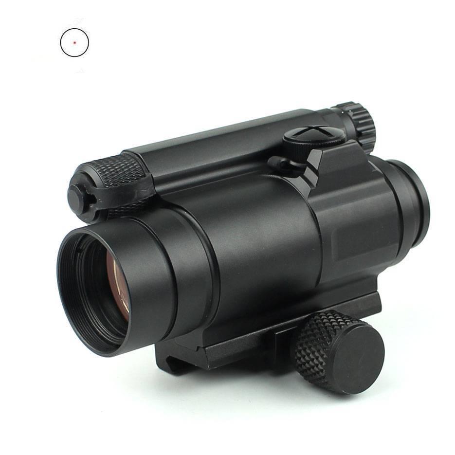 M4 Optics 3 Moa Red Dot Sight Air Rifles Scope