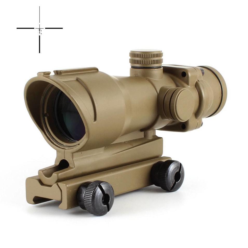 Hot Sale Outdoor Shooting 4x32 Air Soft Optics Scope 4x32A