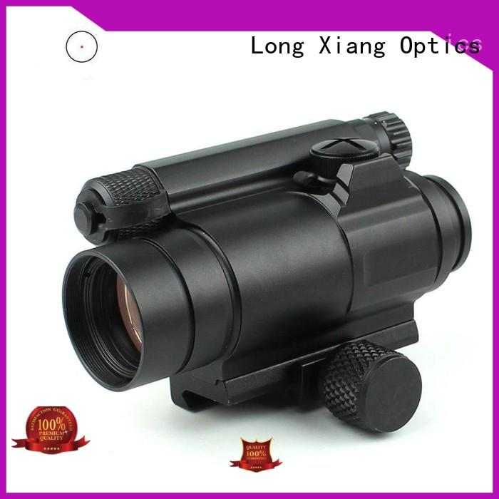 Long Xiang Optics upgraded open red dot sight waterproof for ar